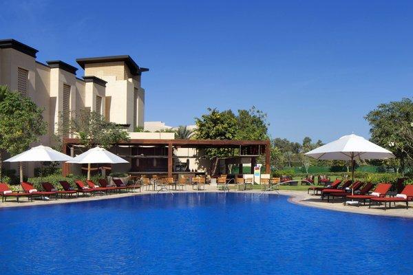 The Westin Abu Dhabi Golf Resort and Spa - фото 21