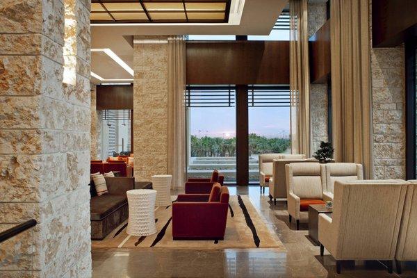 The Westin Abu Dhabi Golf Resort and Spa - фото 5