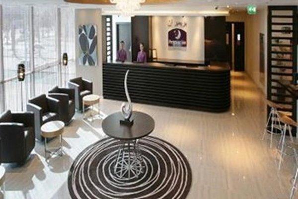 Premier Inn Abu Dhabi Capital Centre - фото 12