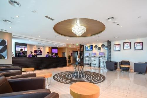 Premier Inn Abu Dhabi Capital Centre - фото 13