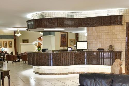 Hotel Plaza Del Libertador - фото 17