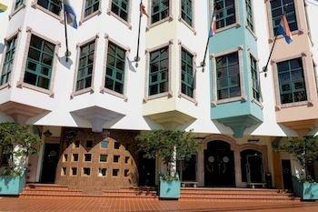 Hotel Plaza Del Libertador - фото 21