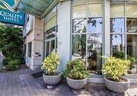 Отзывы Quality Hotel Airport — South, 3 звезды