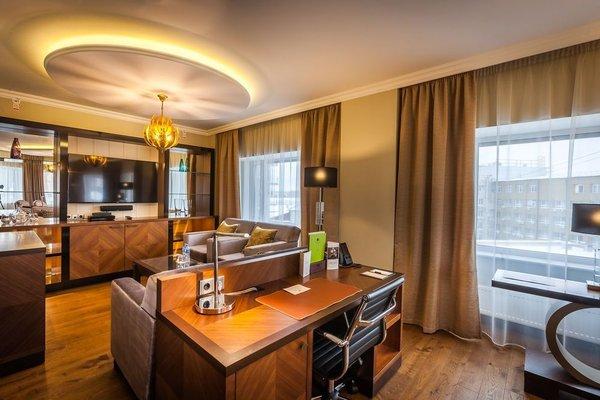 Отель Тюмень - фото 12
