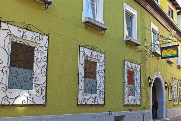 Гостиница «zum Goldenen Lowen Gasthof», Филлах