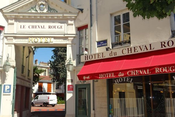 Hotel du Cheval Rouge - фото 14