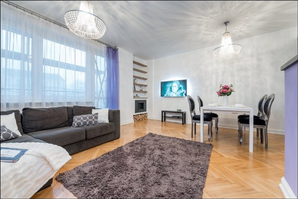 P&O Apartments Powisle - фото 9
