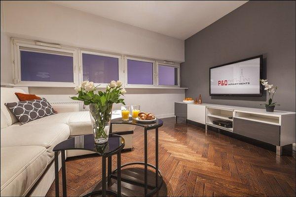 P&O Apartments Metro Centrum - фото 15