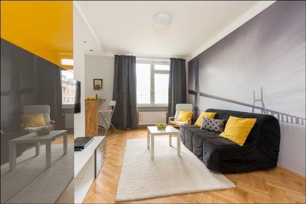 P&O Apartments Metro Centrum - фото 17