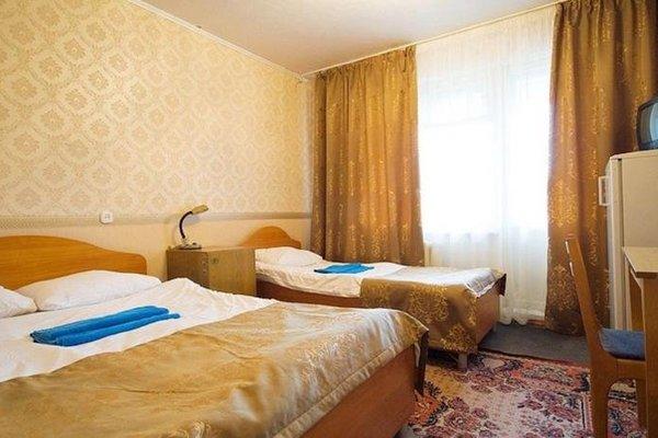 Отель «Verhnevolzhskij», Новомелково
