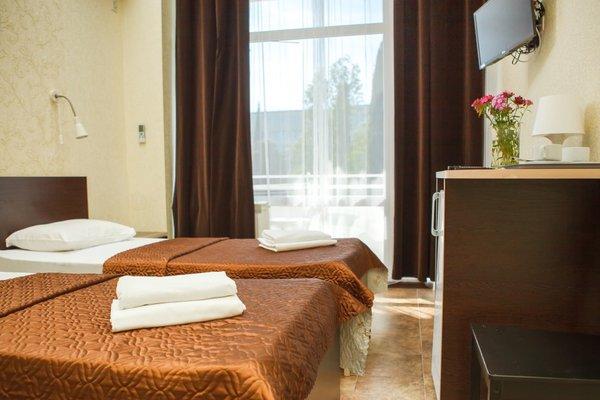Отель Суббота - фото 2