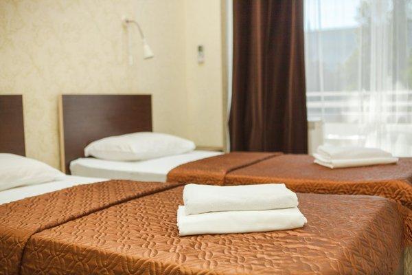 Отель Суббота - фото 4
