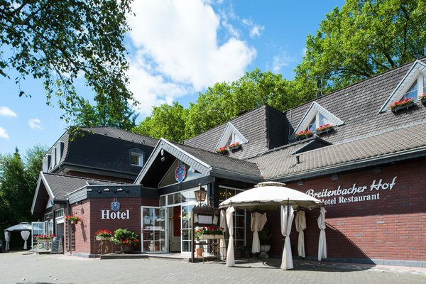Hotel-Restaurant Breitenbacher Hof - фото 19