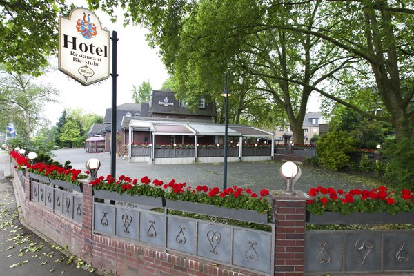 Hotel-Restaurant Breitenbacher Hof - фото 20