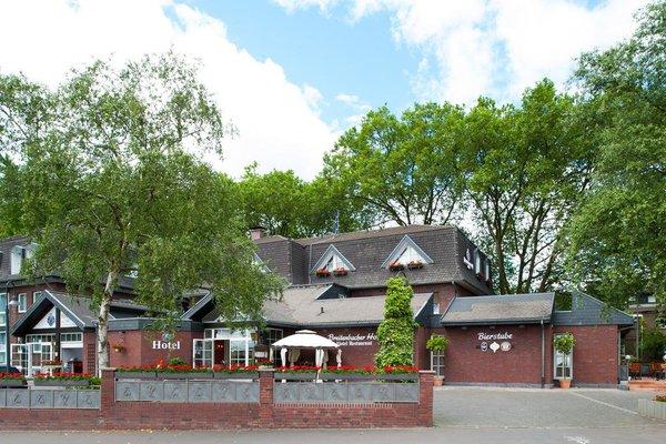 Hotel-Restaurant Breitenbacher Hof - фото 23