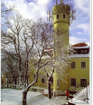 Burghotel Landeskrone - фото 23