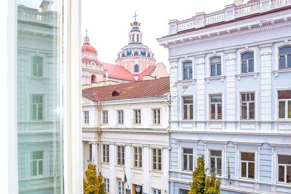 Vilnius Apartments & Suites - Town Hall - фото 21
