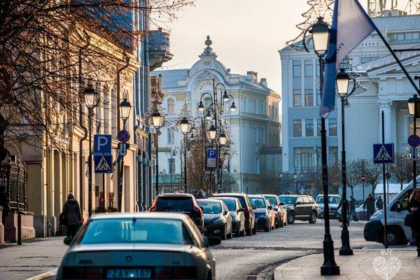 Vilnius Apartments & Suites - Town Hall - фото 22