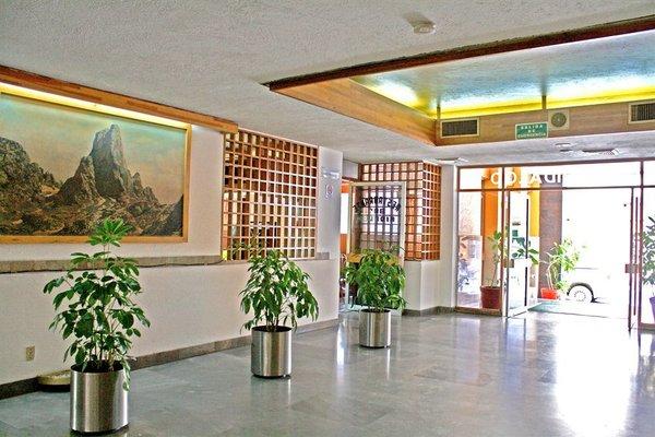 Hotel Hidalgo - фото 7