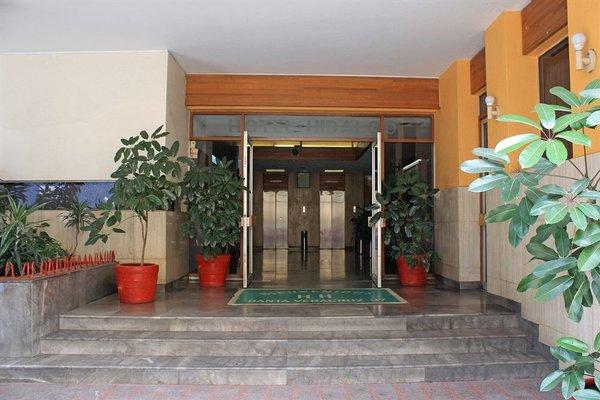 Hotel Hidalgo - фото 8