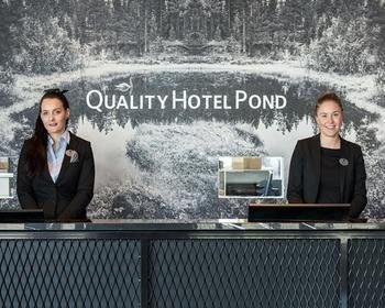 Quality Hotel Pond - фото 20