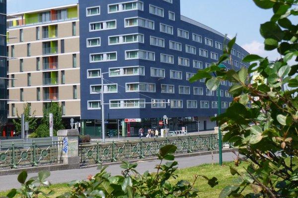 Star Inn Hotel Wien Schonbrunn, by Comfort - фото 22