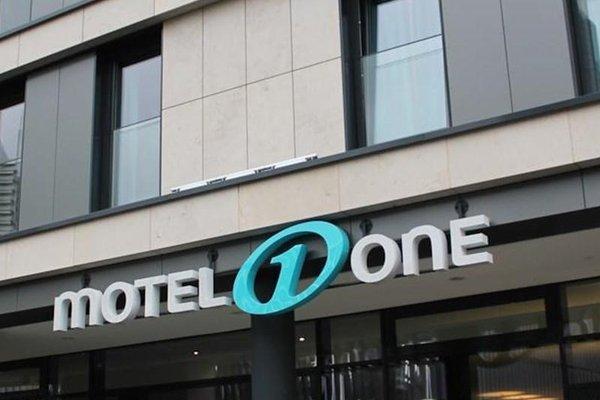 Motel One Frankfurt Messe - фото 15