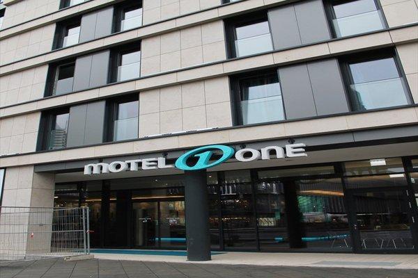 Motel One Frankfurt Messe - фото 16