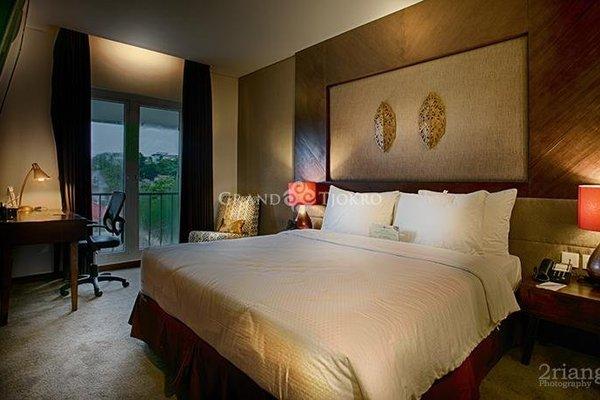Grand Tjokro Hotel Balikpapan - фото 48