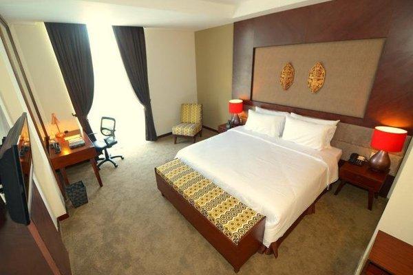 Grand Tjokro Hotel Balikpapan - фото 1