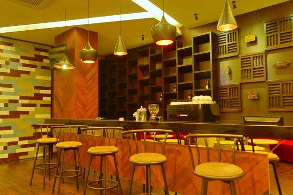 Grand Tjokro Hotel Balikpapan - фото 10