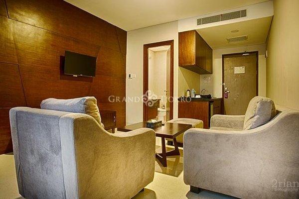 Grand Tjokro Hotel Balikpapan - фото 14