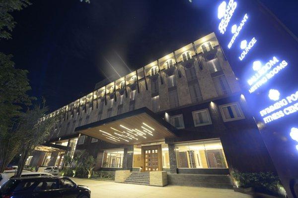 Grand Tjokro Hotel Balikpapan - фото 22