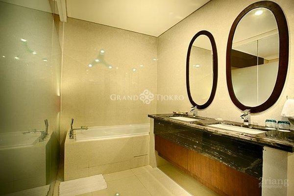 Grand Tjokro Hotel Balikpapan - фото 9