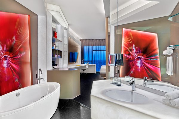 W Dubai Al Habtoor City - фото 11