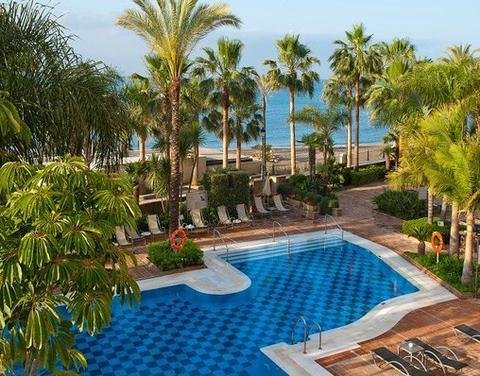 Amare Marbella Beach Hotel - Adults Only - фото 21