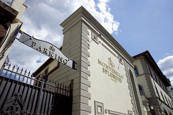 Hotel Montebello Splendid - фото 23