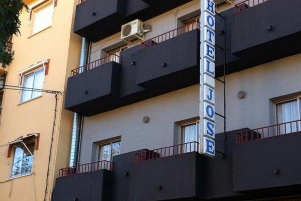 Отель «Jose», Пуэртояно
