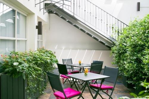 Hôtel Le Bellechasse Saint-Germain - фото 21