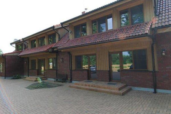 Гостиница «Paj Rio Takas», Karklė