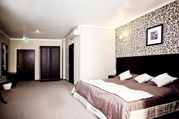 Отель Тета - фото 10