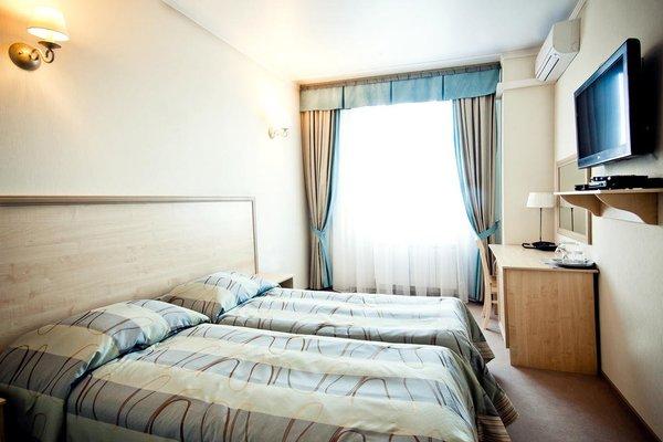 Отель Тета - фото 13