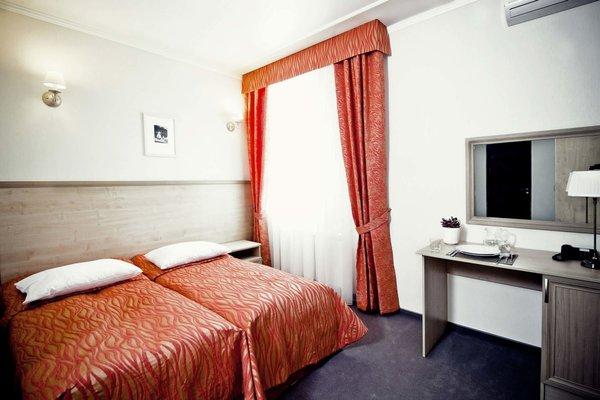 Отель Тета - фото 14