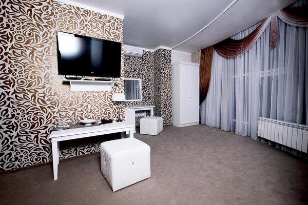 Отель Тета - фото 15