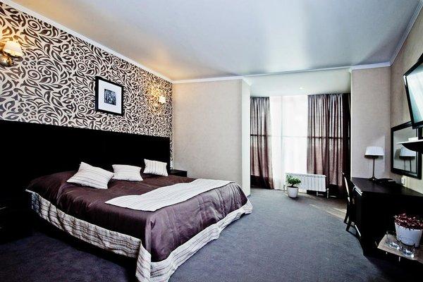 Отель Тета - фото 5