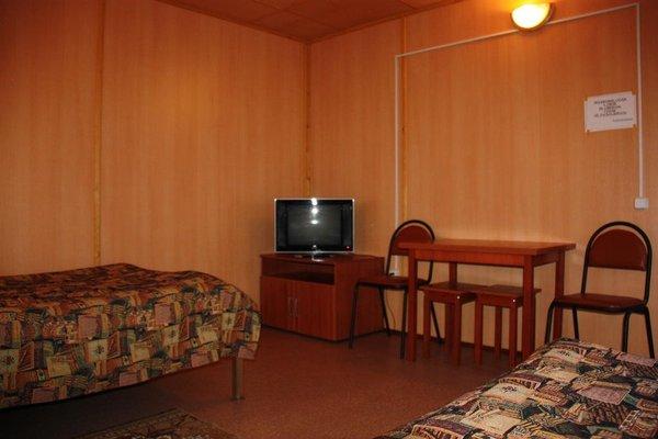 Отель Ботик - фото 5