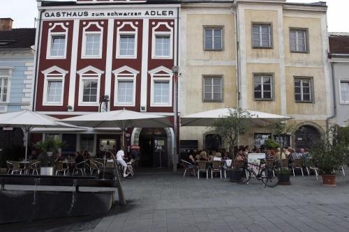 Hotel Vinothek Schwarzer Adler - фото 22