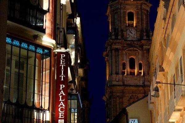Petit Palace Plaza Malaga - фото 20