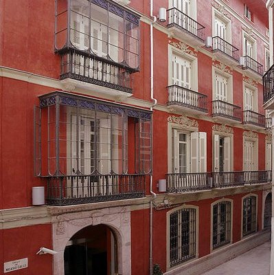 Petit Palace Plaza Malaga - фото 21