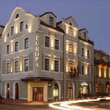Гостиница «EUROPA ROYALE», Клайпеда